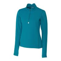 Cutter & Buck Traverse Stretch Quarter-Zip Pullover (Women's)