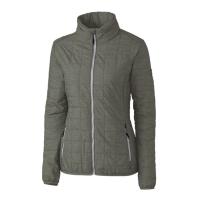Cutter & Buck Rainier PrimaLoft Eco Full-Zip Jacket (Women's)