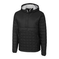 Cutter & Buck Rainier Half-Zip Quilted Popover Jacket (Men's/Unisex)