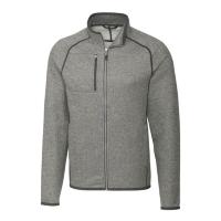 Cutter & Buck Mainsail Sweater-Knit Full-Zip Jacket (Men/s/Unisex)
