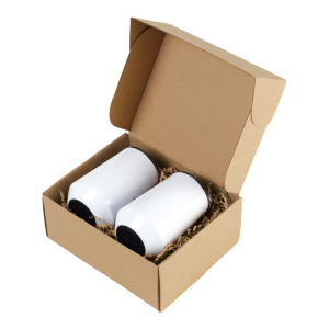 Aviana Clover Stemless Wine Tumblers Gift Set (12 oz)