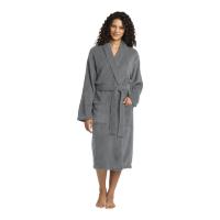 Port Authority Plush Microfleece Shawl Collar Robe (Unisex)