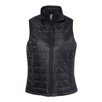 Independent Trading Co. Hyper-Loft Puffy Vest (Women's)