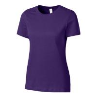 Cutter & Buck Playlist Cotton T-Shirt (Women's)