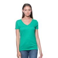 Royal Apparel 50/50 Blend V-Neck T-Shirt (Women's)