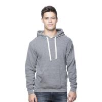 Royal Apparel Organic Cotton / RPET Fleece Pullover Hoodie (Unisex)