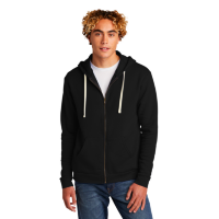 Next Level Santa Cruz Full-Zip Hoodie (Unisex)