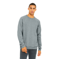 BELLA+CANVAS Sponge Fleece Crewneck Sweatshirt (Unisex)