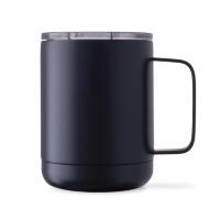 Mean Muggin' Metallic Stainless Steel Mug (12 oz)