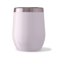 Small Talk Metallic Stainless Steel Stemless Cup (12 oz)