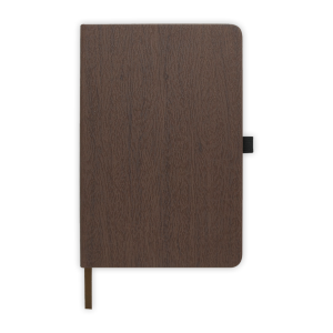 Woodgrain Notebook (6″ x 8″)