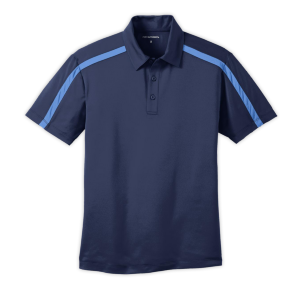 Port Authority Silk Touch Stripe Polo
