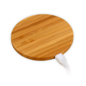 Bamboo Wireless Charging Pad