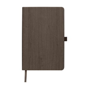 "Woodgrain Look Notebook (6"" x 8"")"