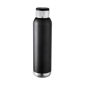 Soundwave Copper Vacuum Audio Bottle (22 oz)
