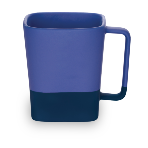 Color Step Ceramic Mug (16 oz)