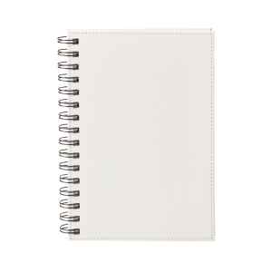 "NeoSkin Hard Cover Spiral Journal (5.5"" x 8.25"")"