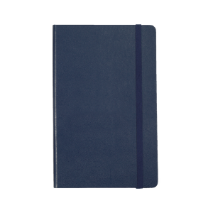"Moleskine Large Lined Notebook (5"" x 8.25"")"
