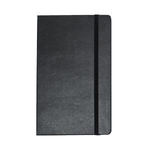 "Moleskine® Large Unlined Notebook (5"" x 8.25"")"