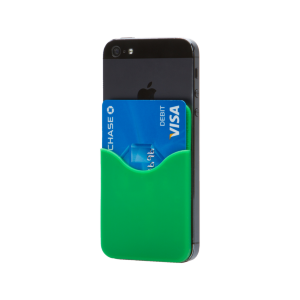 Silicone Smart Phone Wallet