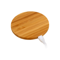 Bamboo Wireless Charging Pad
