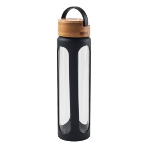 Bali Bamboo Glass Bottle  (25 oz)