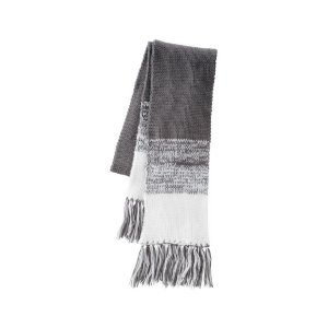 Holloway Acrylic Rib-Knit Ascent Scarf