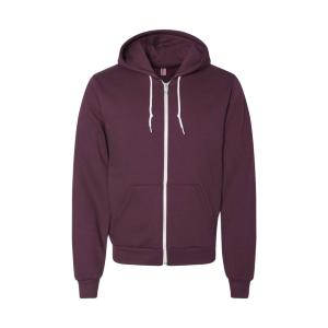 American Apparel Flex Fleece Zip Hoodie (Unisex)