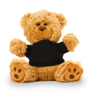 6″ Plush Teddy Bear