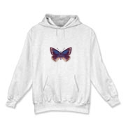 Flying butterfly illustration makes any product looking stylish, cute and elegant.