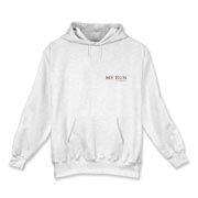 MY RUN - Design - 2  Hooded Sweatshirt