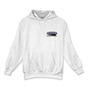 Front Logo Only Hooded Sweatshirt