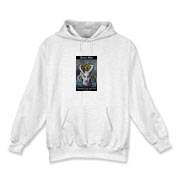 Dracu Mort Hooded Sweat Shirt Hooded Sweatshirt