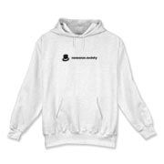 Nonsense Society [light] Hooded Sweatshirt