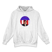 Show your support for Dennis Kucinich in 2008 with a t-shirt, sweatshirt or a tank top with a red, white and blue retro political design featuring Kucinich's picture.