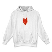Lavawolf Head Graphic Hooded Sweatshirt