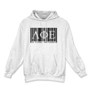 Barcode 2 -  Hooded Sweatshirt