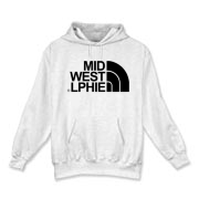 Mid West LPhiE -  Hooded Sweatshirt