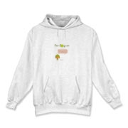 Mad at you Hooded Sweatshirt