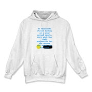 MN Street Hockey Hooded Sweatshirt