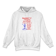 Slugging Percentage Hooded Sweatshirt