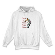 Future Cy Young Winner Hooded Sweatshirt