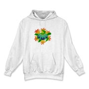Flame Turtle Hooded Sweatshirt