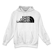 East Coast Lambdas 2 - Hooded Sweatshirt