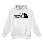 The Midwest Lambdas - Hooded Sweatshirt