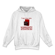 Warranty Station  Hooded Sweatshirt