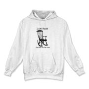 I still Rock! Hooded Sweatshirt