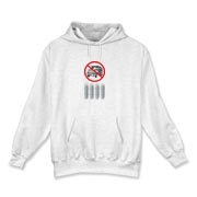 Vacuum Tube Shirt Hooded Sweatshirt