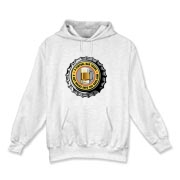 Men's Hooded Sweatshirt with Yellow 365 Bars Logo!