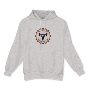Hooded Sweatshirt – Lift Team Graphic in the center
